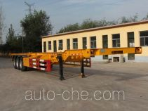 Hengtong Liangshan CBZ9402TJZ container transport trailer