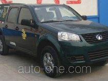 Great Wall CC5031XYZPS4N postal vehicle