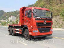 Lishen flatbed dump truck