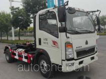 Huaxing CCG5071ZXX detachable body garbage truck