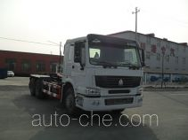 Huaxing CCG5250ZXX detachable body garbage truck