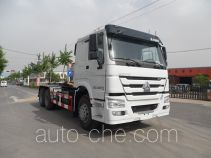 Huaxing CCG5251ZXX detachable body garbage truck