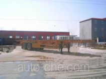 Huaxing CCG9352TJZ container transport trailer