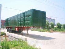 Huaxing CCG9340X box body van trailer
