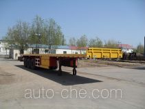 Huaxing flatbed trailer