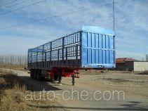 华星牌CCG9405CCY型仓栅式运输半挂车