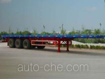 Changchun CCJ9401TJZP container carrier vehicle