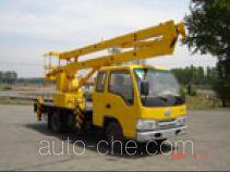 Huanling CCQ5041JGK aerial work platform truck