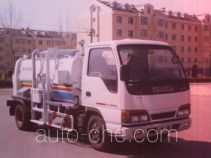 Huanling CCQ5050ZZZ self-loading garbage truck
