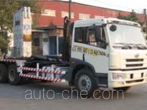 Huanling CCQ5250ZXX detachable body garbage truck