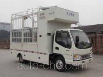 Guotong CDJ5040CYFJH beekeeping transport truck