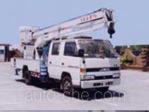 Qingyan CDJ5050JGKZ14D aerial work platform truck
