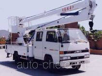 Qingyan CDJ5050JGKZ14F aerial work platform truck