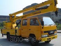Qingyan CDJ5060JGKZ12A aerial work platform truck