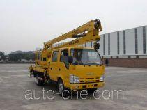 庆岩牌CDJ5060JGKZ14QL型高空作业车