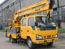 Qingyan CDJ5060JGKZ16 aerial work platform truck