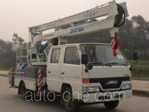 Qingyan CDJ5060JGKZ16A aerial work platform truck