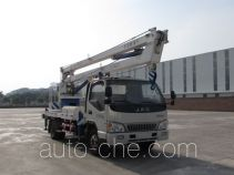 Qingyan CDJ5070JGKZ18 aerial work platform truck