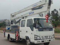 Qingyan CDJ5070JGKZ18A aerial work platform truck
