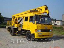 Guotong CDJ5110JGKZ18C aerial work platform truck