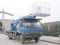 Qingyan CDJ5140JGKS23 aerial work platform truck