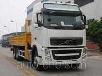 Guotong CDJ5250JSQ10S truck mounted loader crane
