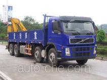 Guotong CDJ5320JC weight testing truck