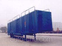 Qingyan CDJ9160TCL vehicle transport trailer