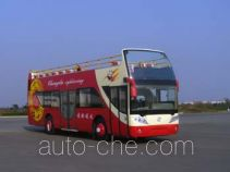Shudu CDK6110CASG double-decker sightseeing bus