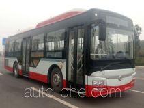 Shudu CDK6112CEG5HEV plug-in hybrid city bus