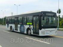 蜀都牌CDK6122CA2BEV型纯电动城市客车
