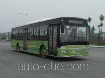 蜀都牌CDK6122CABEV型纯电动城市客车