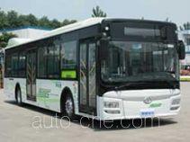 蜀都牌CDK6122CEHEV型混合动力城市客车