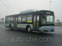 蜀都牌CDK6122CHEV型混合动力城市客车