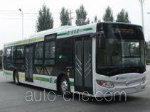 蜀都牌CDK6123CABEV型纯电动城市客车