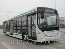 蜀都牌CDK6125CBEV型纯电动城市客车