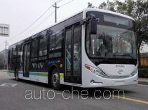 蜀都牌CDK6122CBEV型纯电动城市客车