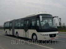 蜀都牌CDK6160CA型铰接客车
