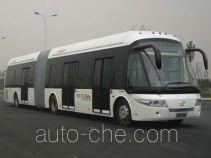 蜀都牌CDK6180CAR型铰接客车