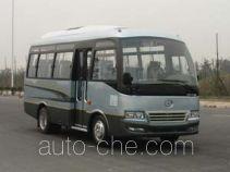 蜀都牌CDK6592E1D型客车