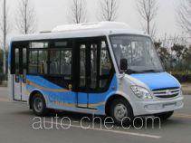 蜀都牌CDK6593CED5型城市客车
