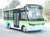蜀都牌CDK6610CEBEV型纯电动城市客车