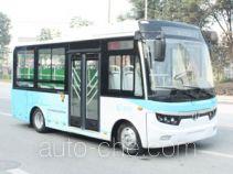 蜀都牌CDK6630CBEV1型纯电动城市客车