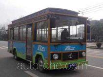蜀都牌CDK6671CBEV型纯电动城市客车