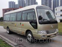 蜀都牌CDK6703BEV2型纯电动客车