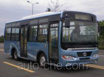蜀都牌CDK6792CED4型城市客车