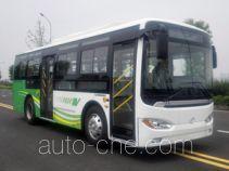 蜀都牌CDK6850CBEV1型纯电动城市客车