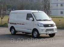 中植汽车牌CDL5020XXYBEV型纯电动厢式运输车