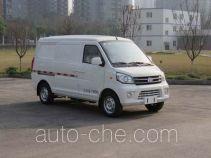 中植汽车牌CDL5020XXYBEV1型纯电动厢式运输车