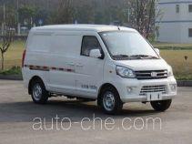 中植汽车牌CDL5020XXYBEV3型纯电动厢式运输车